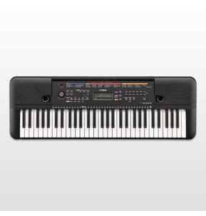Yamaha PSRE273 61 Key Portable Keyboard Including Mains Adaptor