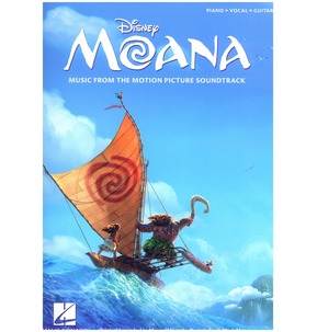 Moana Songbook: Music from the Motion Picture Soundtrack PVG