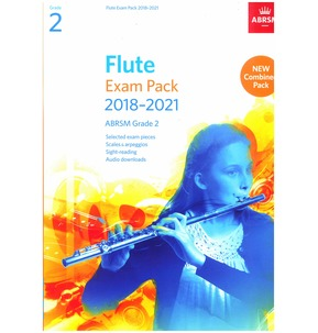 Flute Exam Pack 2018?2021, ABRSM - Various Options