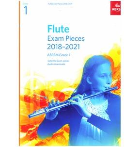 Flute Exam Pieces 2018-2021, ABRSM - Various Grades