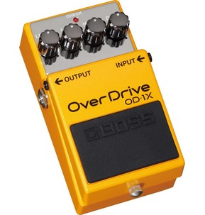Boss OD-1X Overdrive Special Edition Effects Pedal B-Stock