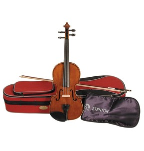 Stentor 1500 Student II Violin Outfit
