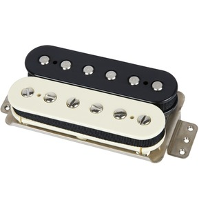 Fender Shawbucker 1 Humbucking Pickup, Zebra