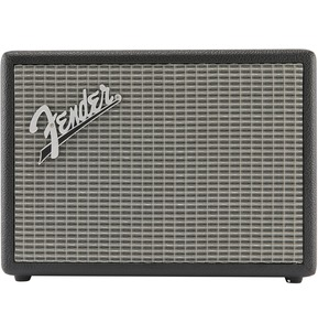 Fender Monterey Bluetooth Speaker, Black And Silver