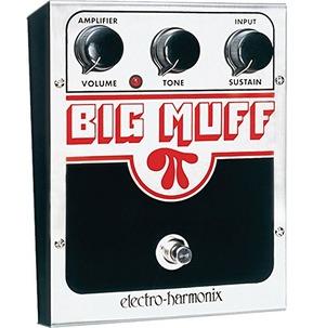 Electro Harmonix Big Muff PI Fuzz USA
