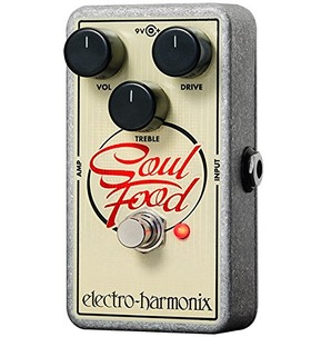 Electro Harmonix Soul Food Overdrive Pedal