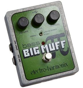 Electro Harmonix Bass Big Muff PI Fuzz