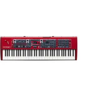 Nord Stage 3 HP76 76 Note Hammer Action Portable Keyboard