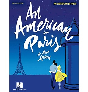 An American In Paris Song Book Vocal Selections