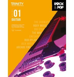 Trinity Rock & Pop 2016 Guitar