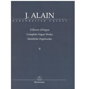 Alain Complete Organ Works Vol. 2