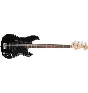 Fender Squier Affinity Series Precision Bass PJ Pack, Black, Rosewood