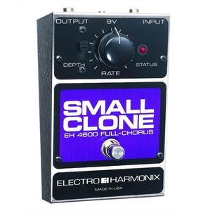 Electro Harmonix Small Clone Chorus Pedal
