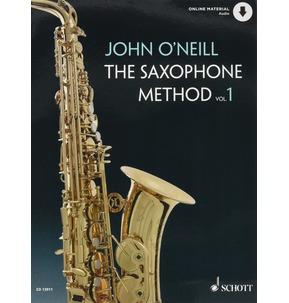 The Saxophone Method Vol. 1