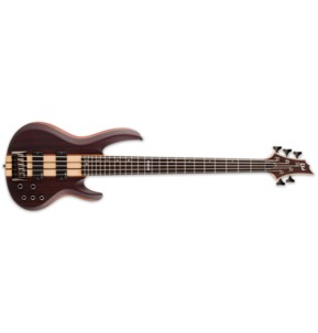 ESP LTD B-5E NS Natural Satin Bass Guitar