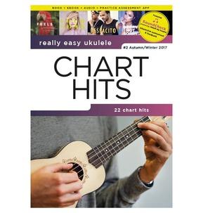 Really Easy Ukulele: Chart Hits Vol.2 (Autumn/Winter 2017)