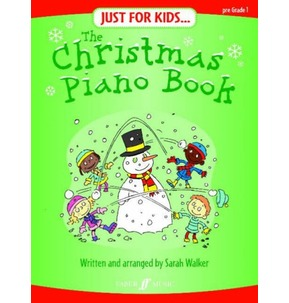 Just For Kids: The Christmas Piano Book