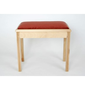 Woodhouse MS801 Piano Stool with Music Compartment