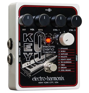 Electro Harmonix KEY9 Electric Piano Machine Pedal