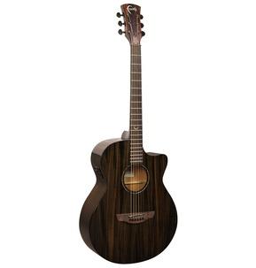 Faith FPVCK Nexus Venus Cutaway Copper Black Electro Acoustic Guitar - Incl Gig Bag