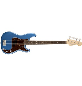 Fender American Original '60s Precision Bass, Lake Placid Blue, Rosewood
