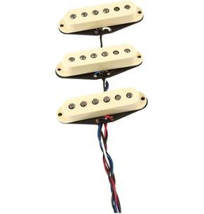 Fender V-Mod Stratocaster Pickups, Set Of 3