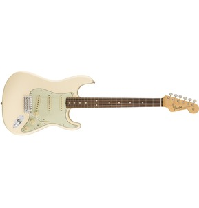 Fender American Original '60s Stratocaster, Olympic White, Rosewood