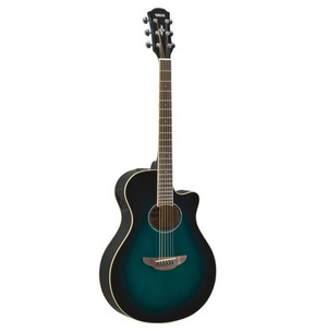 Yamaha APX600 Electro Acoustic Guitar, Oriental Blue Burst