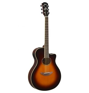 Yamaha APX600 Electro Acoustic Guitar, Old Violin Sunburst