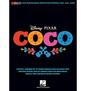 Coco: Music from the Original Motion Picture Soundtrack PVG