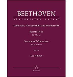 Beethoven Sonata in E-flat major