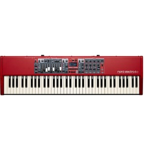 Nord Electro 6D 73 Note Semi-Weighted Keyboard