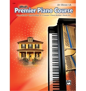 Alfred's Premier Piano Course - At Home - Sale