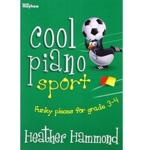 Cool Piano Sport Grades 3-4