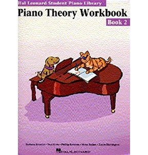 Piano Theory Workbook Book 2