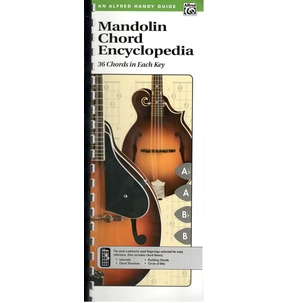 Mandolin Chord Encyclopedia: 36 Chords in Each Key