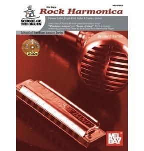 Rock Harmonica (School of the Blues)