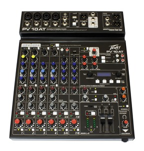 Peavey PV 10AT - 10 Input Auto Tune Mixer
