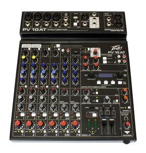 Peavey PV 10AT - 10 Input Auto Tune Mixer