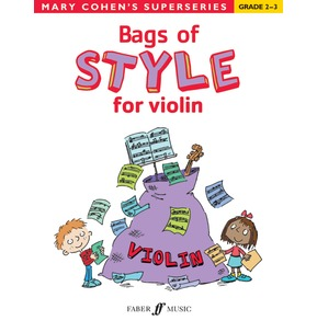 Bags of Style: Violin - Grades 2-3