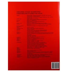 Favourite Studies for Violin - Antoni Cofalik