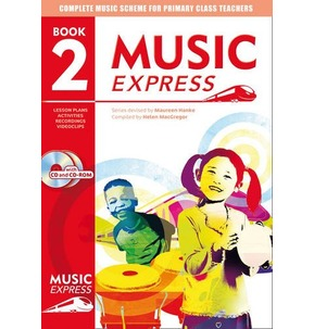Music Express - Book 2