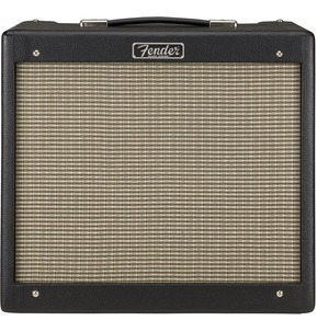 Fender Blues Junior IV Black Guitar Amplifier