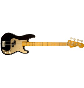Fender Classic Series '50s Precision Bass Lacquer, Black, Maple