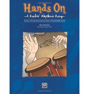 Hands On - A Rockin' Rhythmic Romp