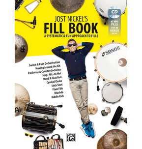 Jost Nickel's Fill Book: A Systematic & Fun Approach to Fills