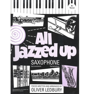 All Jazzed Up Tenor Saxophone