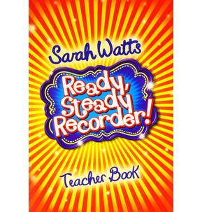 Ready Steady Recorder Teacher Book