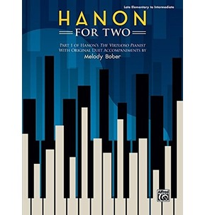 Hanon for Two: Part 1
