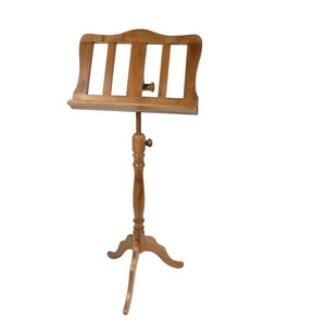Wooden Baroque Style Music Stand